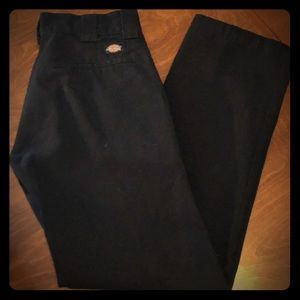 Dickies Black Pants